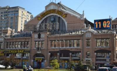 В Киеве с размахом отметят 106-ю годовщину Бессарабского рынка