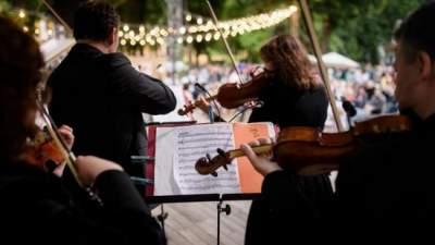 В киевском парке Шевченко пройдет концерт классической музыки