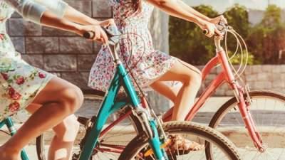 В Киеве пройдет женский велопарад