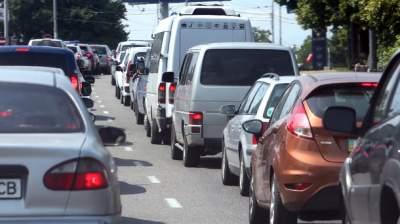 На украинских дорогах появится новая разметка