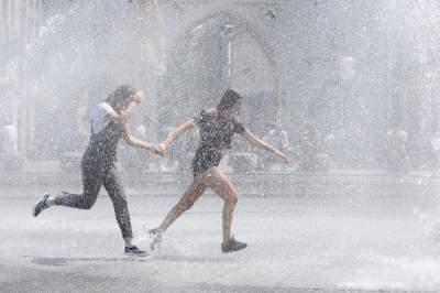 В Украине вновь будет прохладно