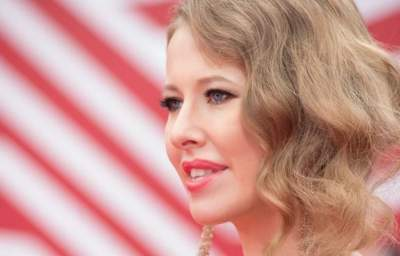 Слухи о беременности Ксении Собчак получили новое подтверждение