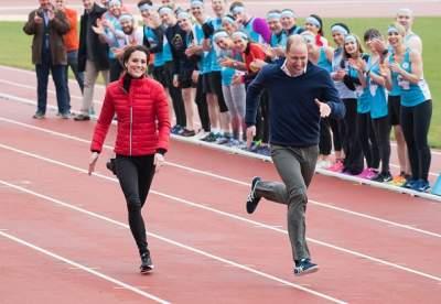 Кейт Миддлтон запретили участвовать в марафонах