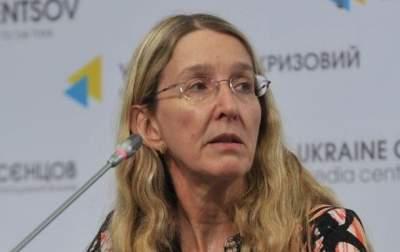 В Украине утвердили обновленный календарь прививок