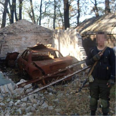«Русский мир» показали в красноречивом снимке с Донбасса