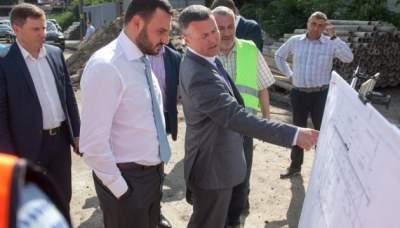 В Киеве увеличат количество полос на мосту по улице Телиги