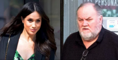 Отец Меган Маркл пожаловался на дочь