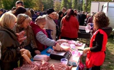 В Киеве запретят продажу скоропортящихся продуктов