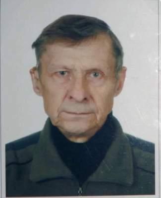 В Киеве пропал без вести пожилой мужчина