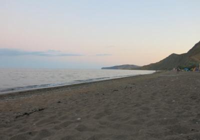 В Сети опубликовали новые пустынные фото из Крыма