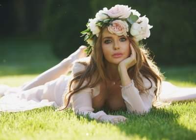 Оксана Марченко восхитила образом «лесной мавки»