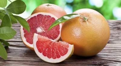 Медики напомнили о полезных свойствах грейпфрутов