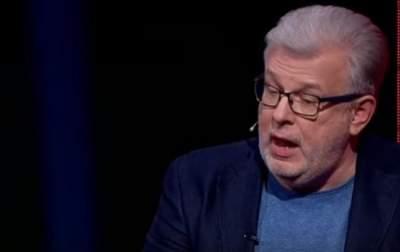 Российский пропагандист цинично обозвал украинцев