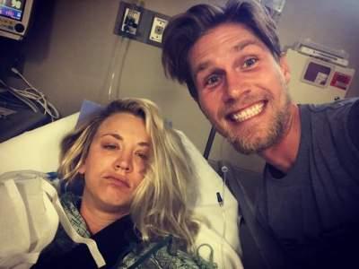 Кейли Куоко госпитализировали сразу после свадьбы