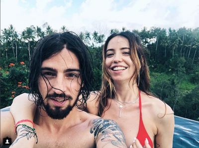 Надя Дорофеева показала, как отдыхает с мужем на Бали
