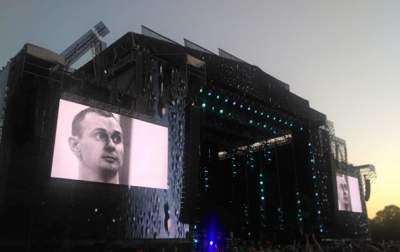 Солист группы «Бумбокс» напомнил о Сенцове