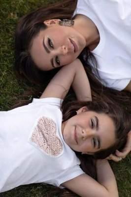 Ани Лорак показала трогательное фото с дочерью