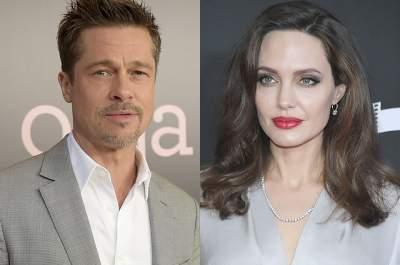 Анджелина Джоли поделилась подробностями жизни с Брэдом Питтом