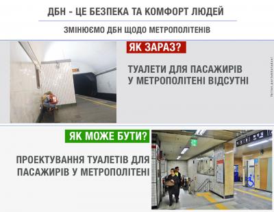 В киевском метро обещают открыть туалеты