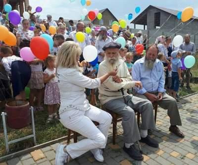 87-летний украинец с огромной семьей установил рекорд