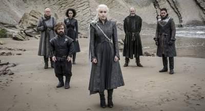 Подошли к концу съемки последнего сезона «Игры престолов»