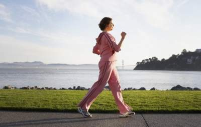 Медики подсказали, сколько шагов нужно делать в день