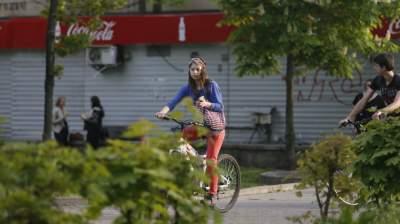 В Киеве пройдет женский велопробег