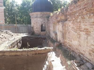 В Киеве археологи нашли уникальные артефакты