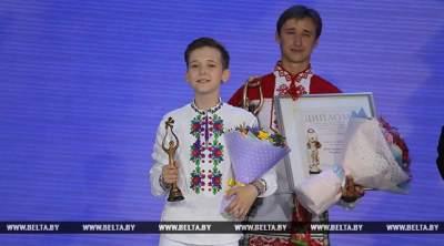 Украинец победил в детском конкурсе в Беларуси