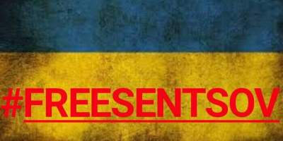 В Киеве пройдет акция в честь дня рождения Сенцова