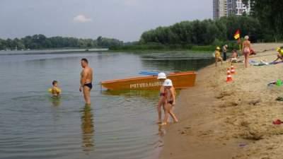 Еще один столичный пляж получил международную награду