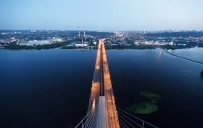 В Киеве на Южном мосту ограничат движение транспорта