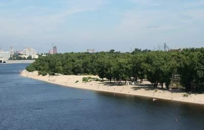 В Киеве потратят почти 90 миллионов на реконструкцию пляжа