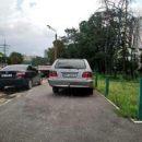 Жителей Киева возмутил очередной «герой парковки»