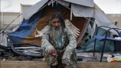 В Киеве может увеличиться количество бездомных
