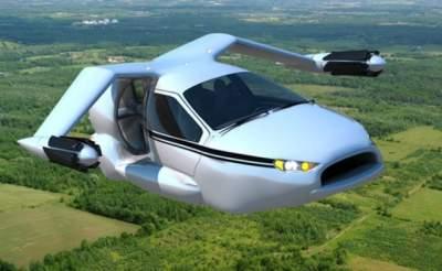 В Украине планируют производить беспилотные воздушные такси