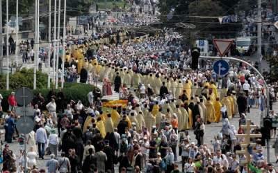 Стало известно, как в Киеве отметят День крещения Руси