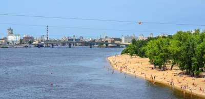 Опубликован список пляжей Украины, на которых нельзя купаться