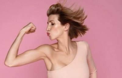 Анита Луценко приняла танцевальный вызов