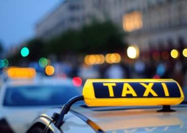 Киевские таксисты из-за дождей подняли цены в 10 раз
