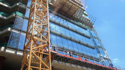 На Подоле построят новый бизнес-центр