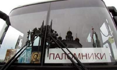 В полиции подсчитали количество прибывших в Киев автобусов с паломниками