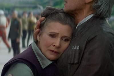 Умершая Кэрри Фишер появится в новых «Звездных войнах»