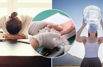 Жажда и усталость: ранние симптомы диабета, которые нельзя игнорировать