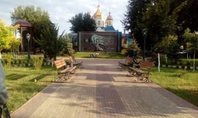 На Киевщине открыли мемориал в честь Героев Небесной сотни
