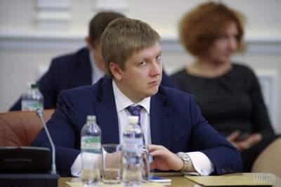 В Киеве разгорается газовый скандал