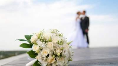Стало известно, где в Украине заключаются самые крепкие браки