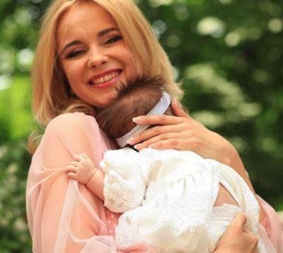 Лилия Ребрик откровенно рассказала о материнстве