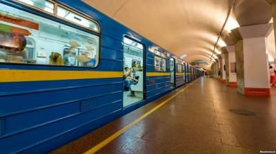 Киевское метро полностью возобновило работу после технического сбоя