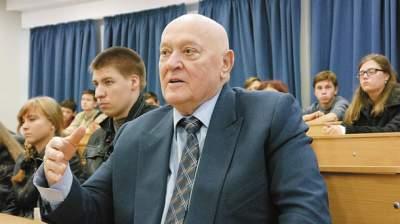 Ректор киевского вуза рассказал о рейдерском захвате корпуса